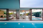 Фото 26 Стеклянные дома (60+ фото проектов): стильные варианты остекленных фасадов, веранд и террас