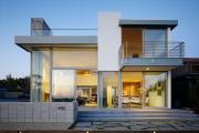 Фото 27 Стеклянные дома (60+ фото проектов): стильные варианты остекленных фасадов, веранд и террас