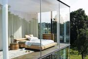 Фото 2 Стеклянные дома (60+ фото проектов): стильные варианты остекленных фасадов, веранд и террас