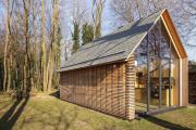 Фото 30 Стеклянные дома (60+ фото проектов): стильные варианты остекленных фасадов, веранд и террас