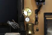 Фото 6 Стиль стимпанк в интерьере: эстетика паровых машин и блеск викторианской Англии