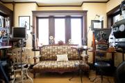 Фото 15 Стиль стимпанк в интерьере: эстетика паровых машин и блеск викторианской Англии