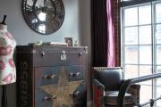 Фото 19 Блеск викторианской Англии — стиль стимпанк в интерьере: 80+ потрясающих идей дизайна и декора