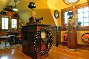 Фото 25 Блеск викторианской Англии — стиль стимпанк в интерьере: 80+ потрясающих идей дизайна и декора