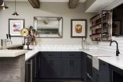 Фото 33 Блеск викторианской Англии — стиль стимпанк в интерьере: 80+ потрясающих идей дизайна и декора