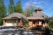 Фото 3 Оригинальные проекты, планировка и возведение круглых частных домов