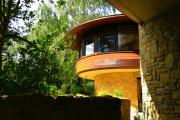Фото 26 Оригинальные проекты, планировка и возведение круглых частных домов