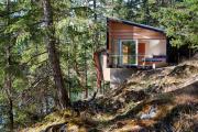 Фото 5 Строительство дома на склоне: обзор проектов, способы и особенности возведения