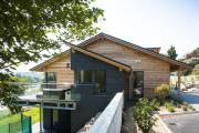 Фото 6 Строительство дома на склоне: обзор проектов, способы и особенности возведения