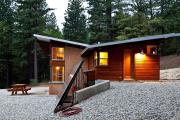 Фото 7 Строительство дома на склоне: обзор проектов, способы и особенности возведения