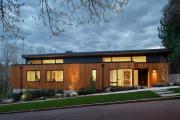 Фото 9 Строительство дома на склоне: обзор проектов, способы и особенности возведения