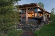 Фото 19 Строительство дома на склоне: обзор проектов, способы и особенности возведения