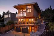 Фото 20 Строительство дома на склоне: обзор проектов, способы и особенности возведения
