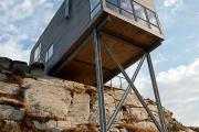 Фото 21 Строительство дома на склоне: обзор проектов, способы и особенности возведения