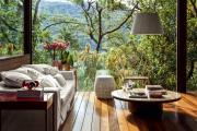 Фото 25 Тамбур в частном доме: варианты декора и обзор отделочных материалов