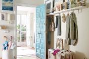 Фото 4 Тамбур в частном доме: варианты декора и обзор отделочных материалов