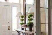 Фото 24 Тамбур в частном доме: варианты декора и обзор отделочных материалов