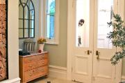 Фото 14 Тамбур в частном доме: варианты декора и обзор отделочных материалов