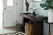 Фото 23 Тамбур в частном доме: варианты декора и обзор отделочных материалов