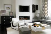 Фото 6 Секреты гармоничного и удобного дизайна гостиной с телевизором над камином