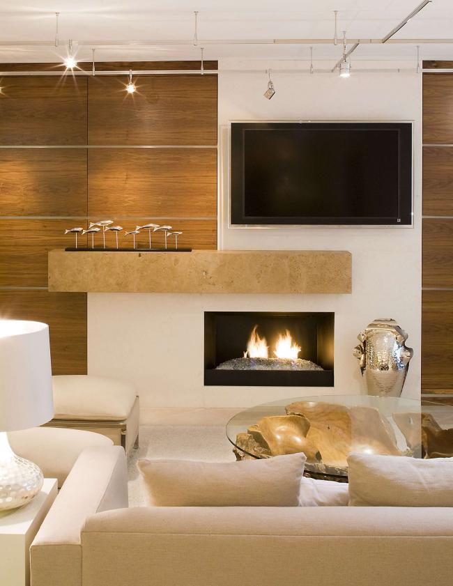 Дизайн гостиной в стиле современная классика