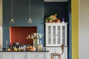 Фото 5 Роскошь индиго — темно-синие обои (70+ фото): психология цвета в интерьере и советы дизайнеров