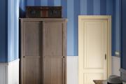 Фото 30 Роскошь индиго — темно-синие обои (70+ фото): психология цвета в интерьере и советы дизайнеров