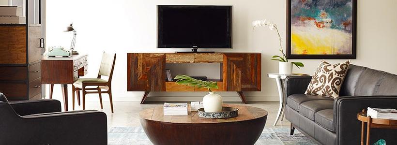 Тумба под телевизор в современном стиле: обзор вариантов и материалов