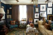 Фото 1 Узоры народов мира в интерьере (100+ фото): какие орнаменты принесут в дом благополучие — советы экспертов