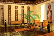 Фото 6 Узоры народов мира в интерьере (100+ фото): какие орнаменты принесут в дом благополучие — советы экспертов