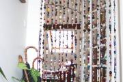 Фото 15 Подвесной декор на дверном проеме: идеи и варианты в стиле бохо, кантри и рустик