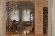 Фото 25 Подвесной декор на дверном проеме: идеи и варианты в стиле бохо, кантри и рустик