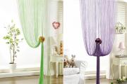 Фото 30 Подвесной декор на дверном проеме: идеи и варианты в стиле бохо, кантри и рустик