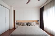 Фото 11 Шкафы в спальню над кроватью: интерьерное применение, материалыи установка