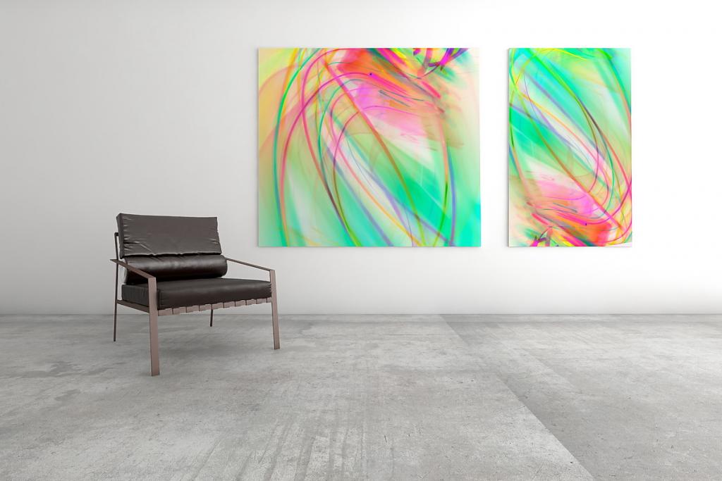 Абстрактный экспрессионизм в интерьере 60 фото Идеи дизайна
