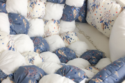 Фото 11 Одеяло бомбон (85+ фото): уютные идеи своими руками и пошаговый мастер-класс