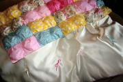 Фото 24 Одеяло бомбон (85+ фото): уютные идеи своими руками и пошаговый мастер-класс