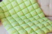 Фото 8 Одеяло бомбон (85+ фото): уютные идеи своими руками и пошаговый мастер-класс
