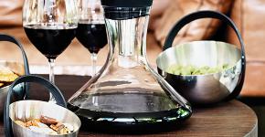 In vino veritas: выбираем идеальный графин и декантер для вина — советы экспертов фото