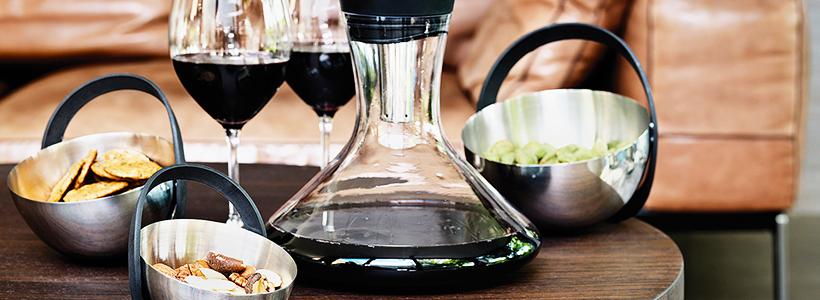 In vino veritas: выбираем идеальный графин и декантер для вина — советы экспертов