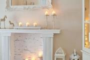 Фото 15 Декоративный каминный портал: как сделать стильный фальш-камин своими руками?