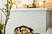 Фото 12 Декоративный каминный портал: как сделать стильный фальш-камин своими руками?