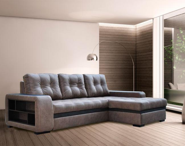 """Угловой диван """"Дубай"""" прекрасно вписывается в интерьер"""