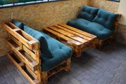 Фото 10 Стильная мебель без ущерба бюджету: делаем диван из поддонов своими руками