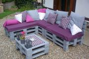 Фото 17 Стильная мебель без ущерба бюджету: делаем диван из поддонов своими руками