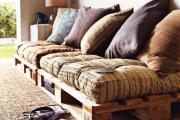 Фото 20 Стильная мебель без ущерба бюджету: делаем диван из поддонов своими руками