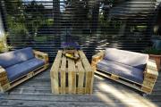Фото 21 Стильная мебель без ущерба бюджету: делаем диван из поддонов своими руками