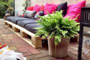 Фото 3 Стильная мебель без ущерба бюджету: делаем диван из поддонов своими руками