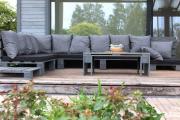 Фото 13 Стильная мебель без ущерба бюджету: делаем диван из поддонов своими руками
