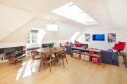 Фото 1 Планировка и дизайн квартир с выходом на крышу: тренды и советы дизайнеров